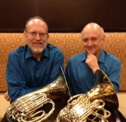 The Reviews are in for the Czech-American Horn Duo!