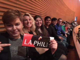 Los Angeles Philharmonic Concert