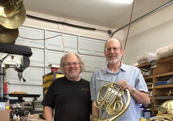 Patterson Hornworks Visit
