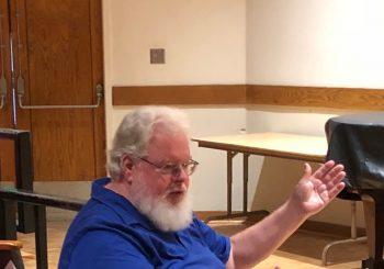 Steve Durnin Masterclass at UCSB