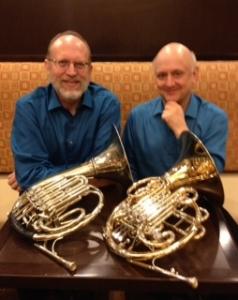 The Czech-American Horn Duo