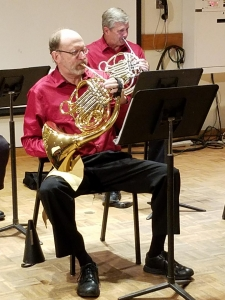 horn quartet - Steve Bill